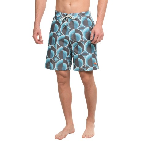 Tommy Bahama Baja Cyber Circles Boardshorts (For Men)