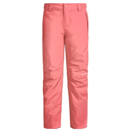 O'Neill O'Neill Charm Snow Pants - Waterproof, Insulated (For Little and Big Girls)