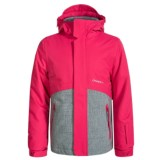 O'Neill Coral Ski Jacket - Waterproof, Insulated (For Little and Big Girls)
