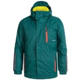 O'Neill Flux Ski Jacket (For Little and Big Boys)