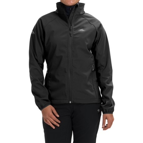 High Sierra Keeler Soft Shell Jacket (For Women)
