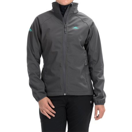 High Sierra Keeler Soft Shell Jacket (For Women)