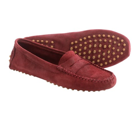 lisa b. Driving Moccasins - Suede (For Men and Women)