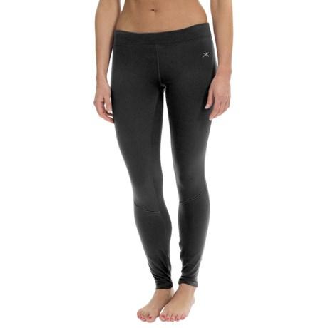 Terramar Genesis Fleece Base Layer Bottoms - UPF 50+ (For Women)