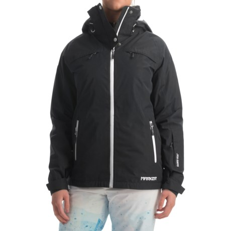 Marker Pitch Perfect Gore-Tex® Ski Jacket - Waterproof, Insulated, RECCO® (For Women)