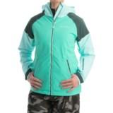 Marker Push Ski Jacket - Waterproof, Insulated (For Women)