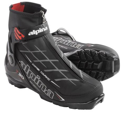 Alpina T30 Touring Nordic Ski Boots (For Men)