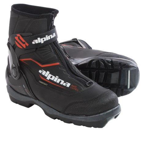 Alpina Traverse Backcountry Nordic Ski Boots - Insulated, BC NNN (For Men)