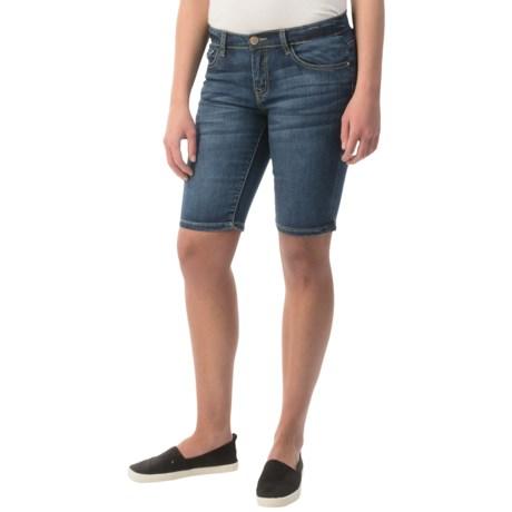 """Velvet Heart Denim Shorts - 10"""" (For Women)"""