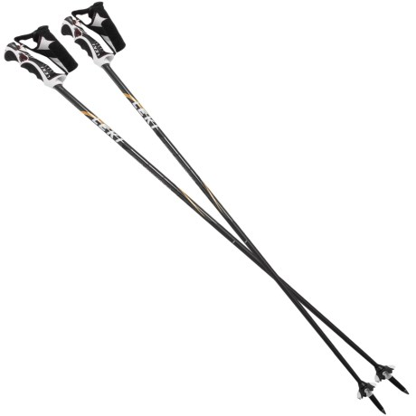 LEKI Composite 16S Fixed Length Ski Poles