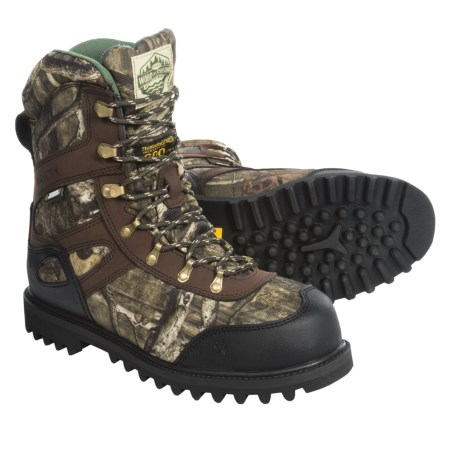 Woods N' Stream Interceptor Thinsulate® Hunting Boots - Waterproof, Insulated (For Men)