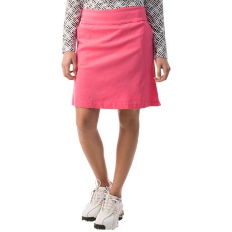 Bette & Court High-Performance Stretch Skirt - Liner Shorts (For Women)