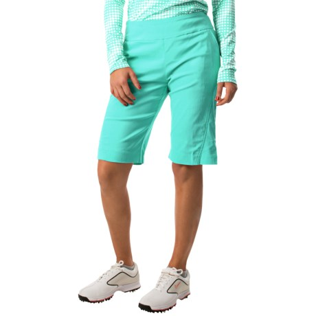 Bette & Court Smooth Fit Pull-On Shorts (For Women)