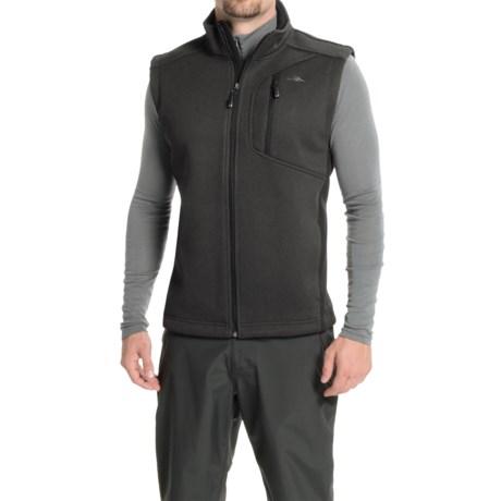 Pacific Trail Sweater Fleece Vest (For Men)