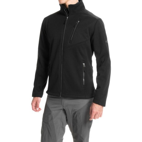 Pacific Trail Chunky Fleece Jacket (For Men)