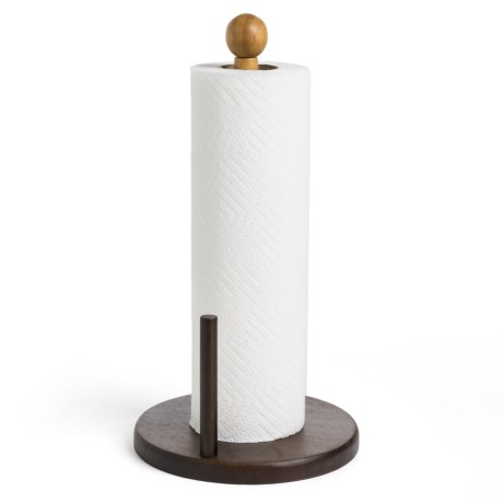 Creative Home Bamboo Paper Towel Holder
