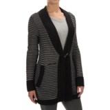 Carve Designs Laurel Cardigan Sweater (For Women)