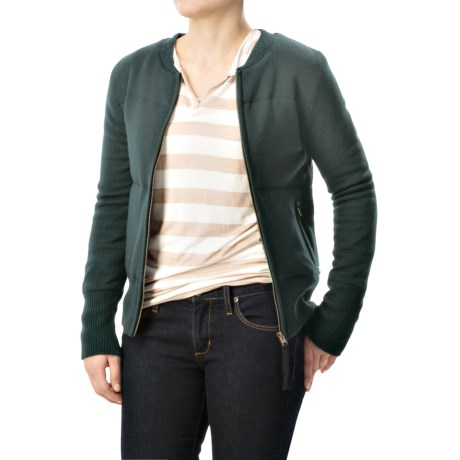 Carve Designs Durango Sweater - UPF 50+, Merino Wool (For Women)