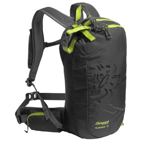 Bergans of Norway Hodlekve Ski Backpack - 15L