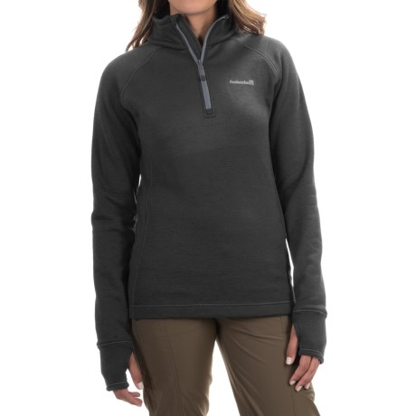Avalanche Swift Fleece Jacket -  Zip Neck (For Women)