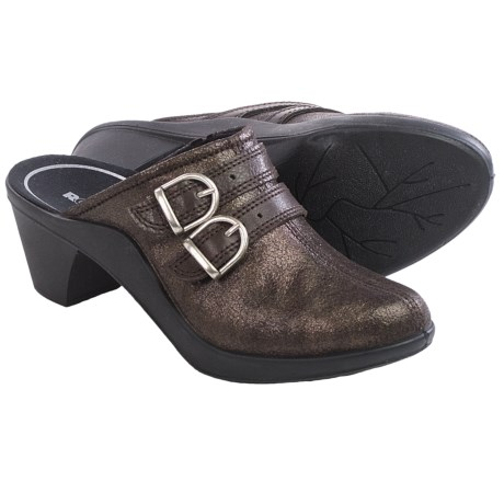 Romika Mokassetta 294 Clogs - Leather (For Women)
