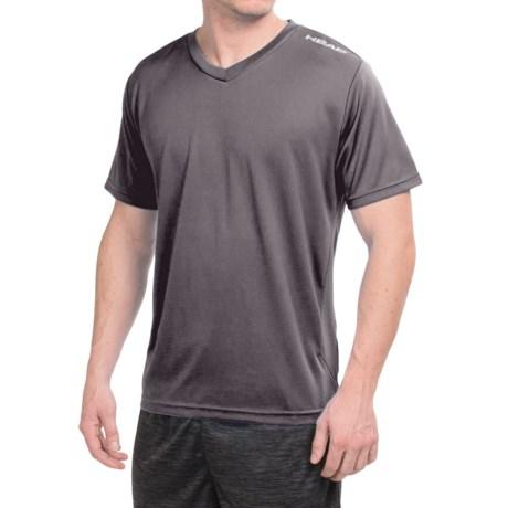 Head Champ T-Shirt - V-Neck, Short Sleeve (For Men)