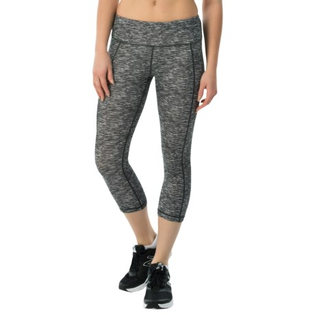 Head Space-Dye Capris - Mid Rise (For Women)