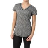 Head Space-Dye Shirt - V-Neck, Short Sleeve (For Women)