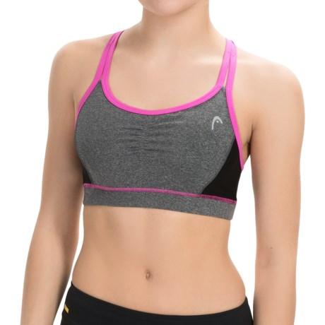 Head Cosmic Sports Bra - Medium Impact (For Women)