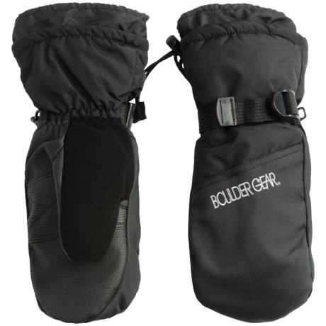 Boulder Gear Gear Board Snow Mittens (For Women)