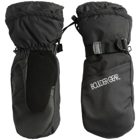 Boulder Gear Gear Board Snow Mittens (For Women)
