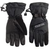 Boulder Gear Board Gloves - Waterproof, Insulated (For Men)