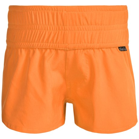 Level Six Azlyn Surf Shorts (For Little and Big Girls)