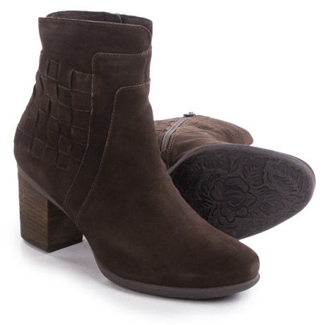 Josef Seibel Britney 27 Suede Boots (For Women)