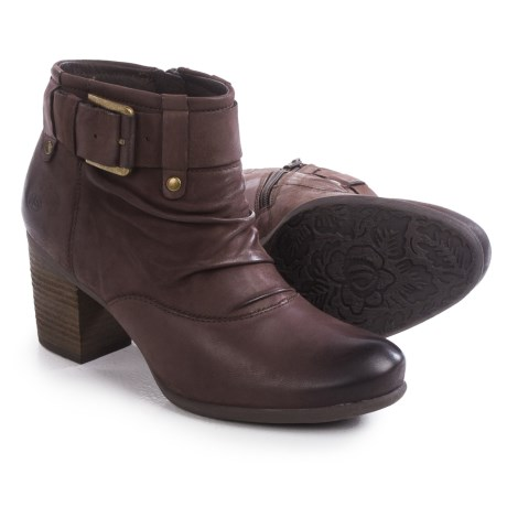 Josef Seibel Britney 23 Ankle Boots (For Women) 129PG - Save 81%