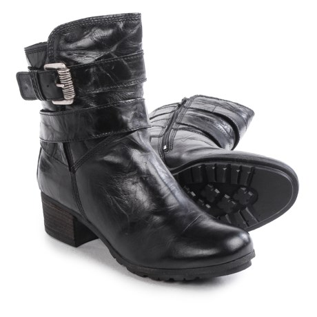 Josef Seibel Tracy 05 Leather Boots (For Women)