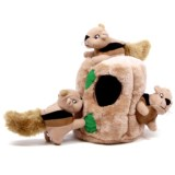 Outward Hound Jumbo Hide-a-Squirrel Dog Puzzle