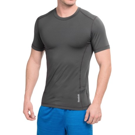 Reebok Core Compression Shirt - Short Sleeve (For Men)