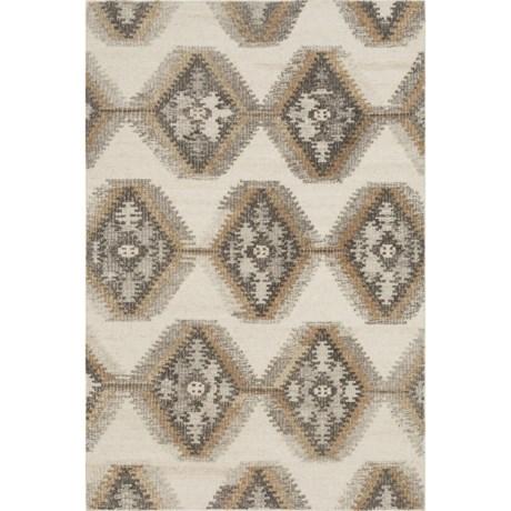 "Loloi Akina Flat-Weave Handwoven Wool Area Rug - 5'x7'6"""