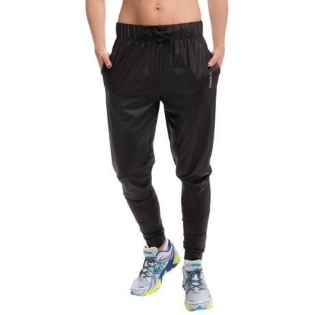 Reebok Dance Shiny Knit Joggers (For Women)