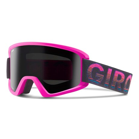 Giro Dylan Flash Ski Goggles - Extra Lens (For Women)
