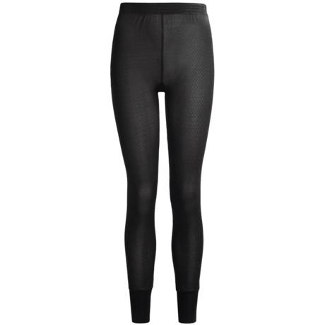 Terramar Long Underwear Bottoms - Silk, Lightweight (For Women)