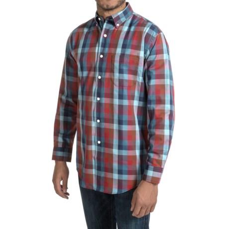 Pendleton Bridgeport Cotton Shirt - Button-Down Collar, Long Sleeve (For Men)
