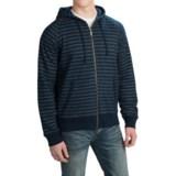 Pendleton Stripe Hoodie - Cotton-Blend, Zip Front (For Men)