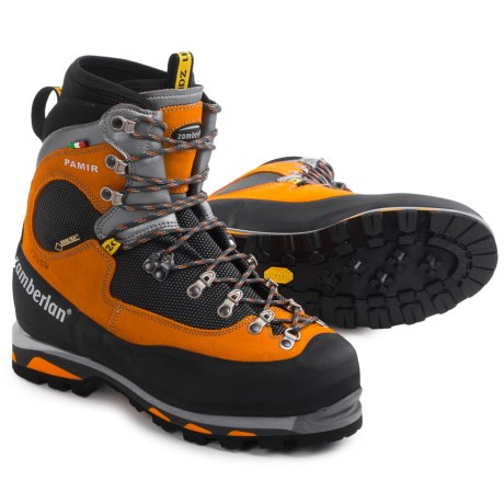 Zamberlan Pamir Gore-Tex® RR Mountaineering Boots - Waterproof, Insulated (For Men)