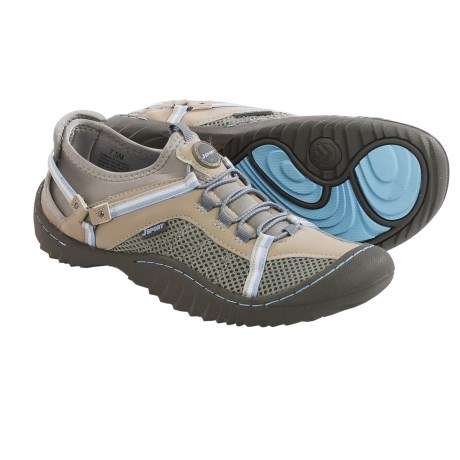 JSport by Jambu Compass Shoes - Vegan Leather (For Women)