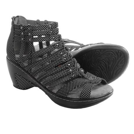 JBU by Jambu Nectar Wedge Sandals - Vegan Leather (For Women)