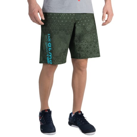 Reebok ONE Series Graphic Pw3r Shorts (For Men)