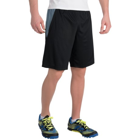 Reebok Knock Out Knit Training Shorts (For Men)