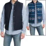 Pendleton Reversible Quilted Vest - Insulated (For Men)